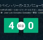 アトレチコが堅守&セットプレーでセビージャを圧倒【第6節】アトレチコマドリード4-0セビージャ