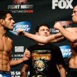 なぜラファエル・ドス・アンジョスは体重オーバーしたネイト・ディアスと試合をするのか?【UFC181.5】
