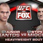 ジュニオール・ドス・サントスがミオシッチを倒してヘビー級王座戦線に復帰【UFC181.5】