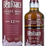 おすすめウイスキー「ベンリアック」はフルーティで飲みやすい!