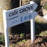 富津市の自然カフェcafe Groveで優雅な時間を満喫