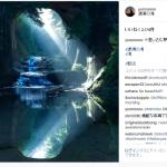人気の絶景スポット濃溝の滝